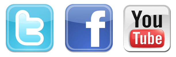 Facebook and twitter logo png. Major changes come to