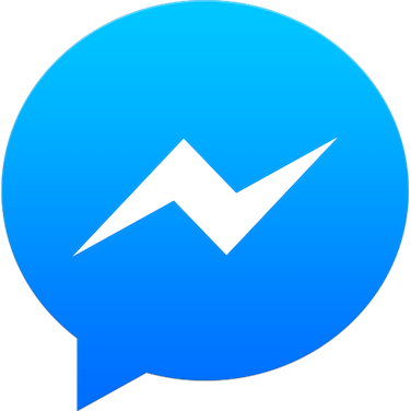 Facebook m logo png. Brand resources messenger