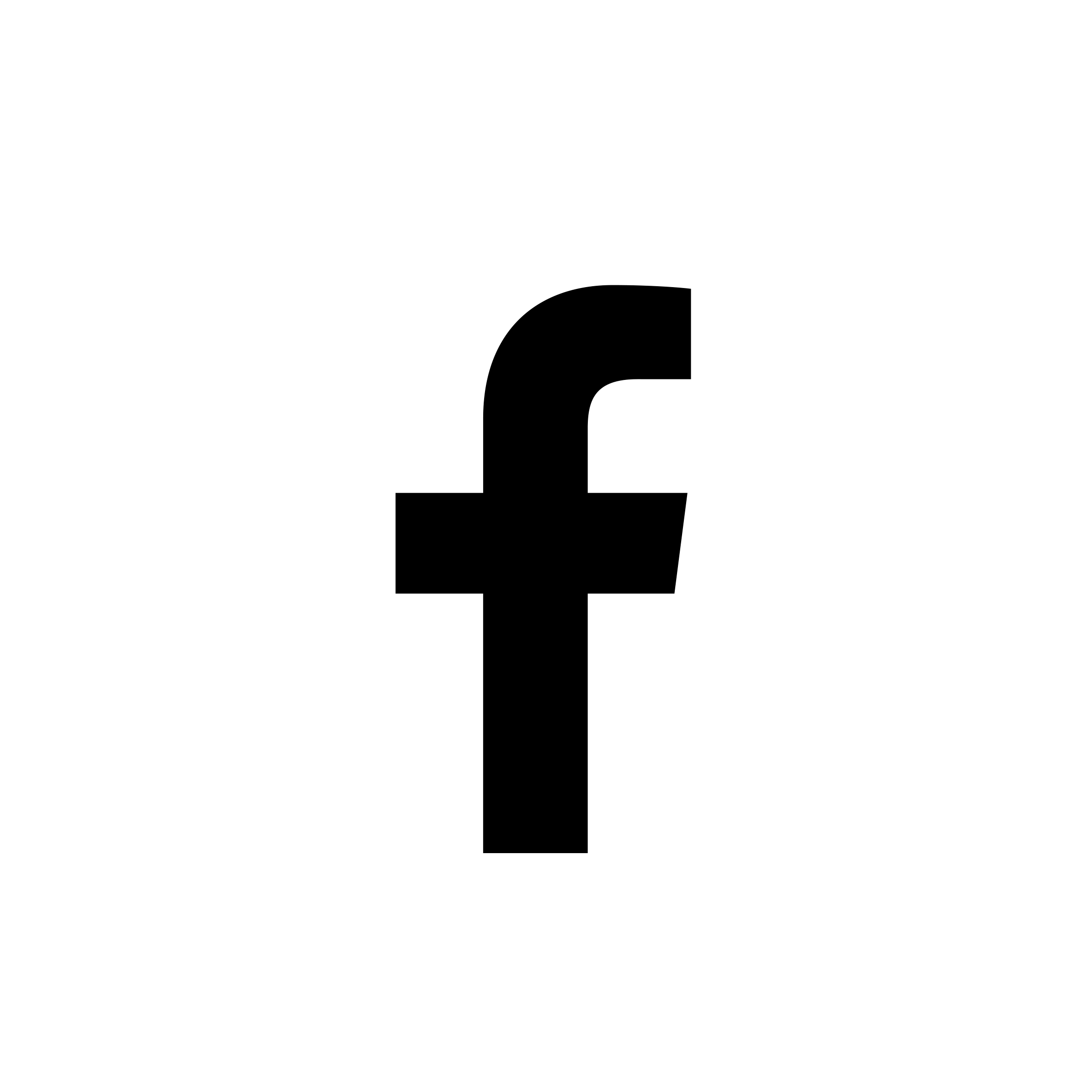 Facebook black png. Logo transparent svg vector