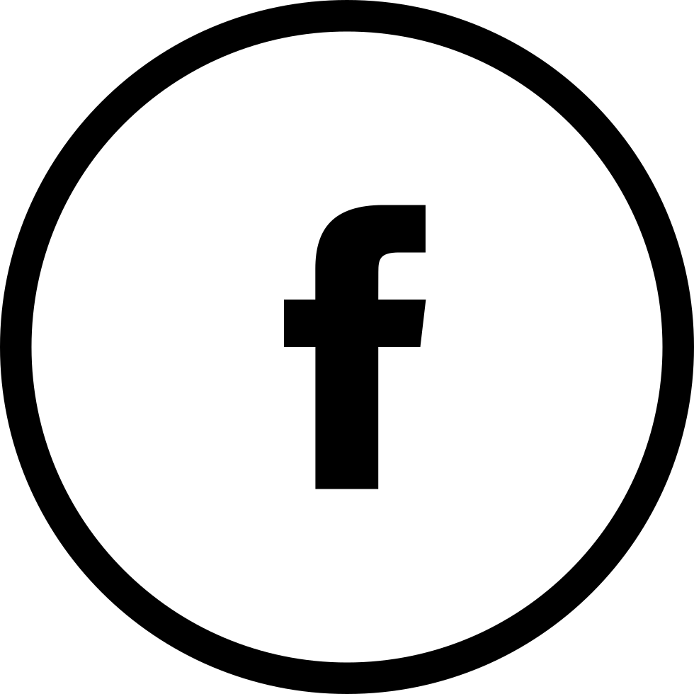 Facebook circle icon png. Svg free download comments