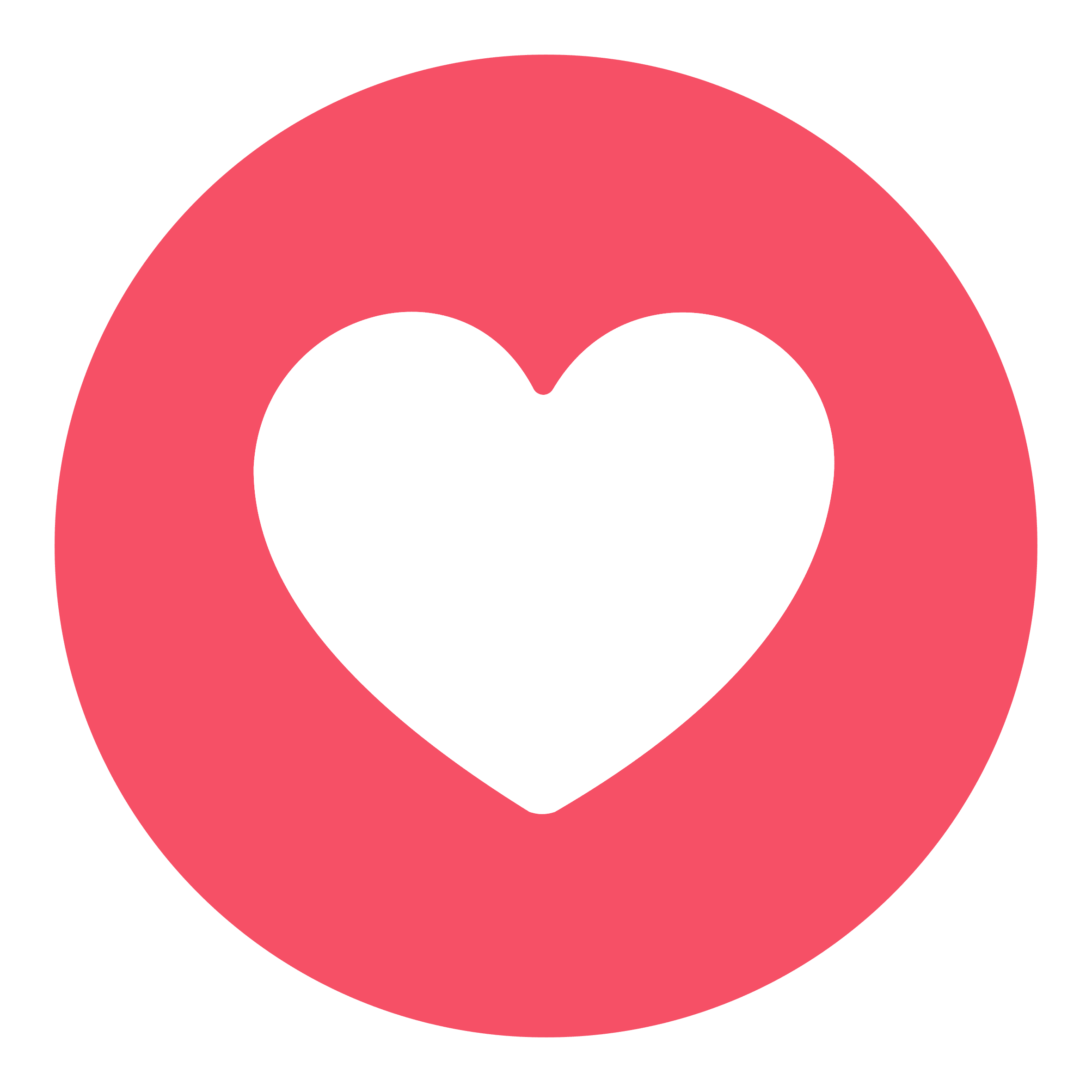 Facebook circle png. Heart love