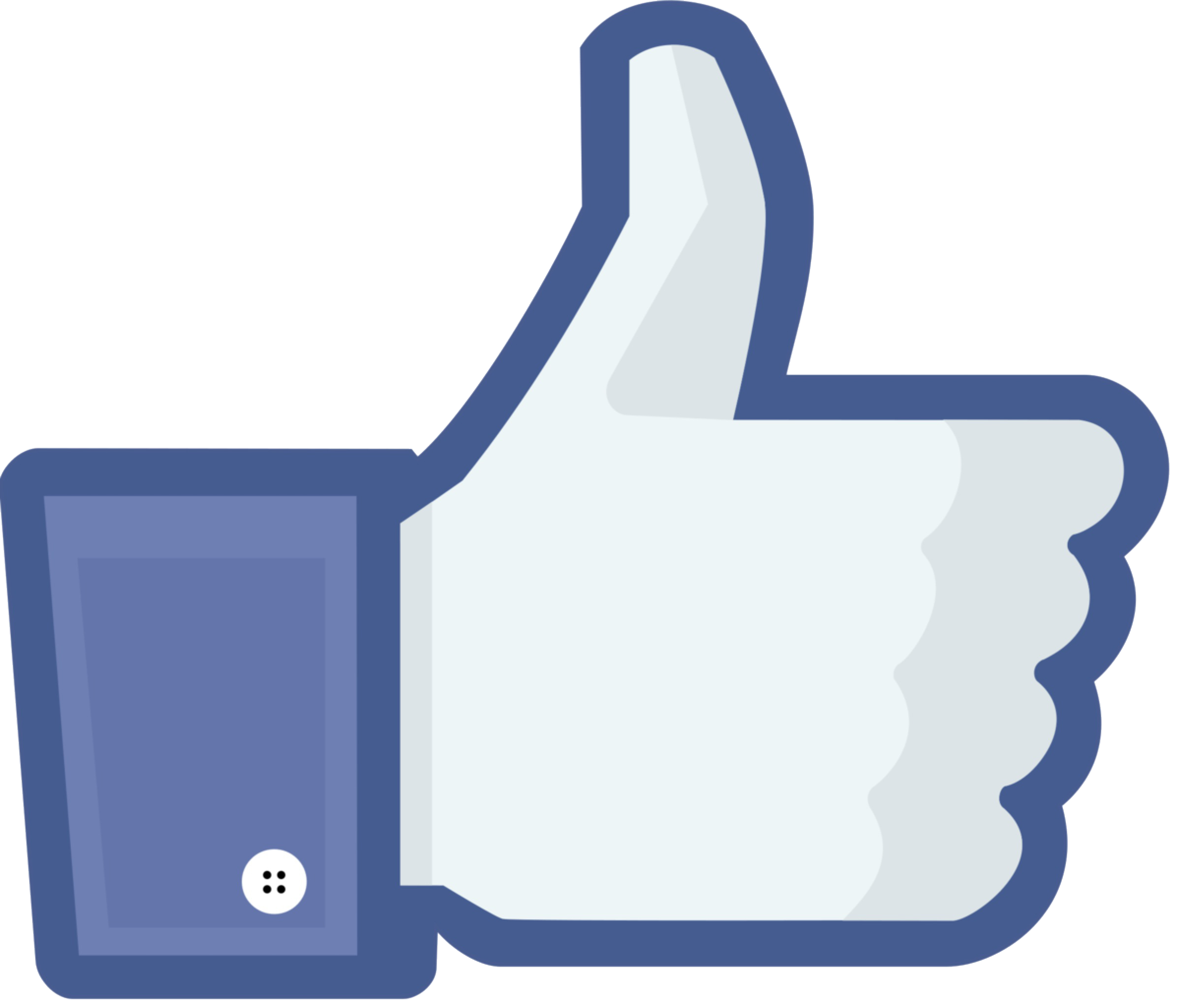 Facebook clipart high resolution. Like png