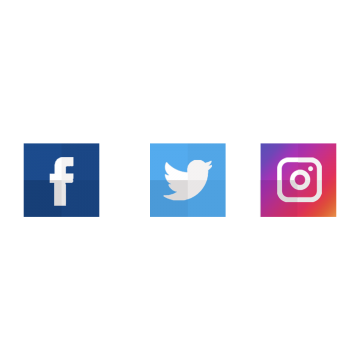 Facebook instagram twitter icons png. Vectors psd and clipart