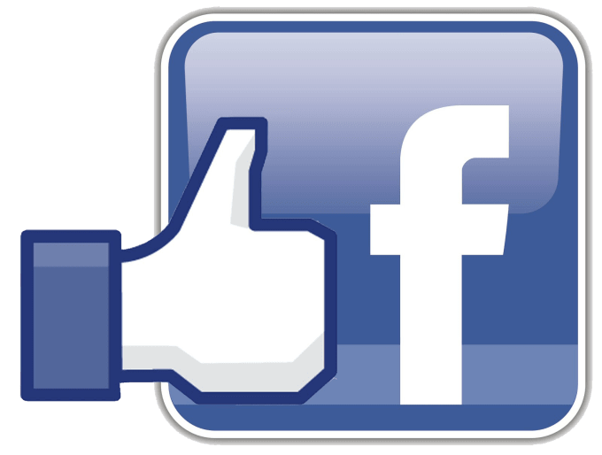 Facebook fan page png. Increase likes for your
