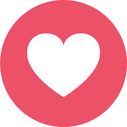 Free social media logos. Facebook heart icon png clip royalty free library