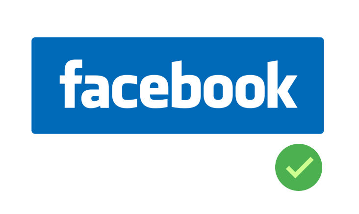 Login with facebook button png. Icon free download and
