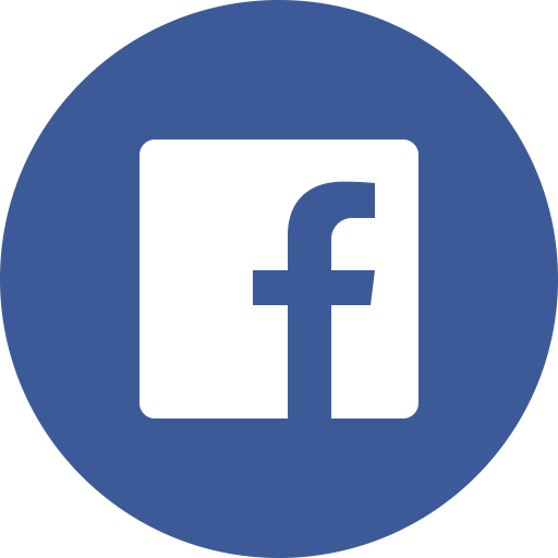 Facebook icon png circle. Social media free of