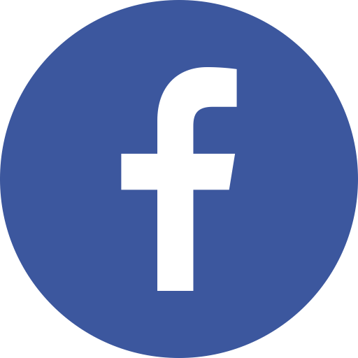 Facebook icon png circle. Social media networks color