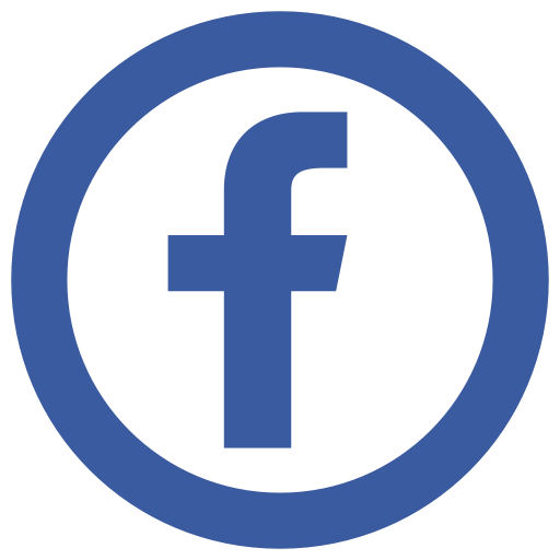 Facebook png icon. Page ico