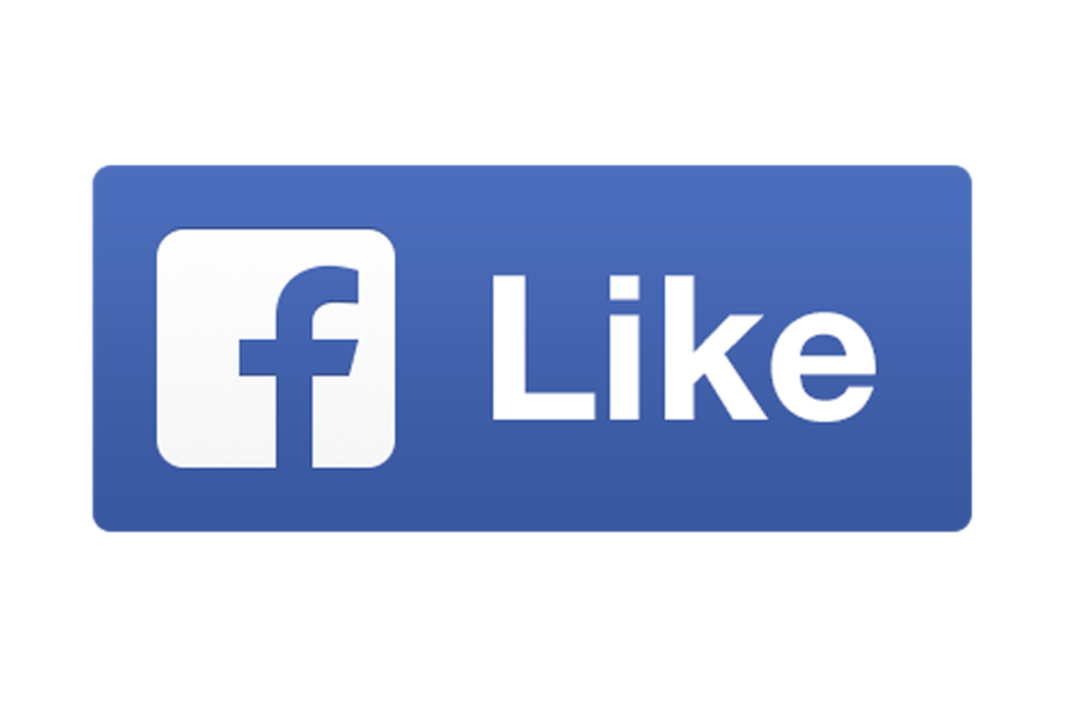Facebook like logo png. Redesigns the button for