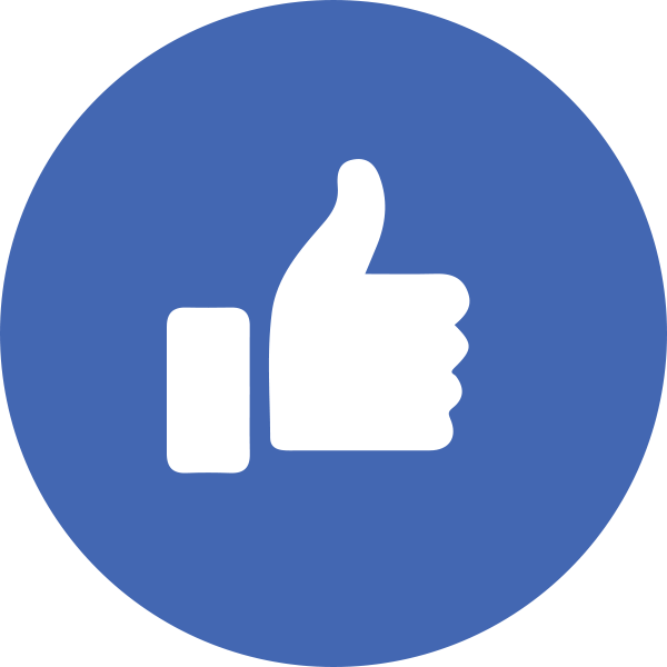 Fb like png. Facebook redesigns its button