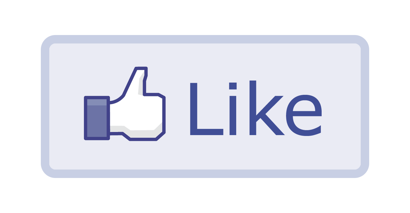 Facebook like button png. Transparent pictures free icons