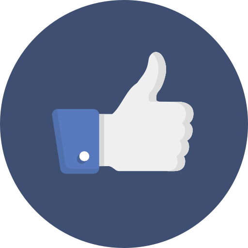 Facebook like icon png. Ballicons free by pixelbuddha
