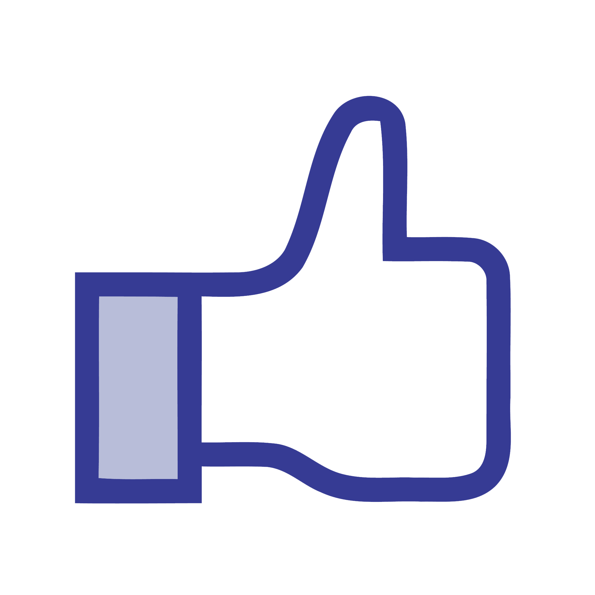 Facebook like png. Transparent images pluspng photo