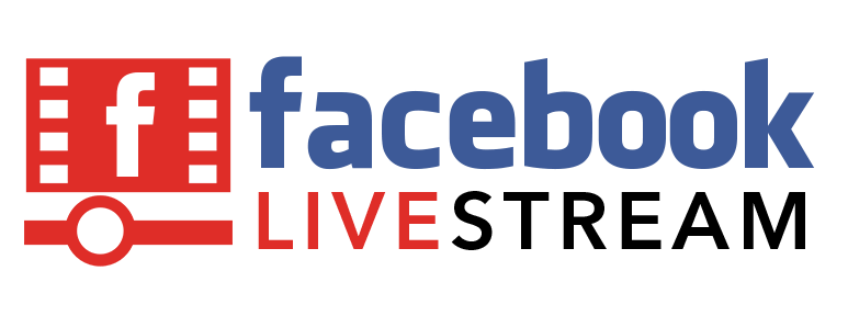 Facebook live logo png. Best icons gif