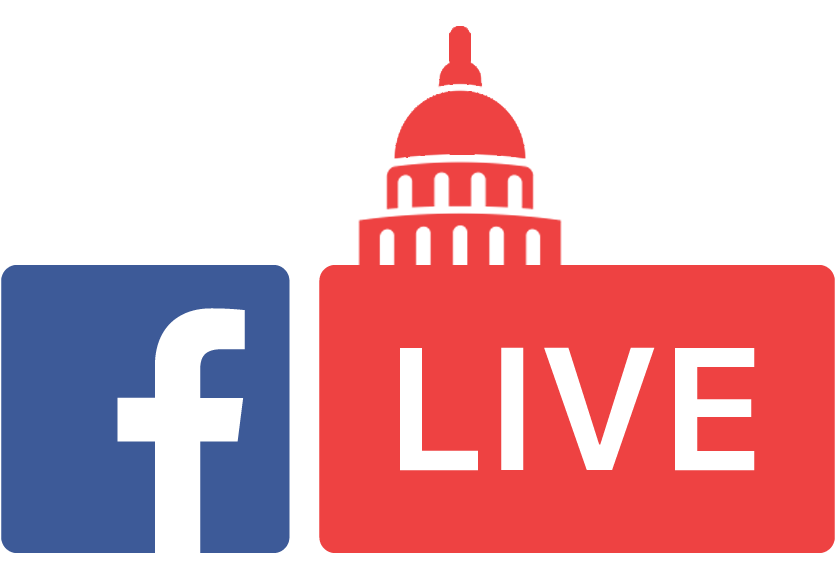 Facebook live png. Best practices for government