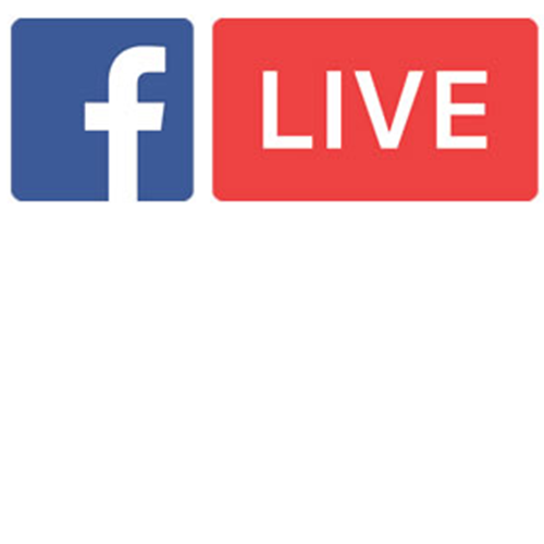 Video transcoding streaming capture. Facebook live png image library