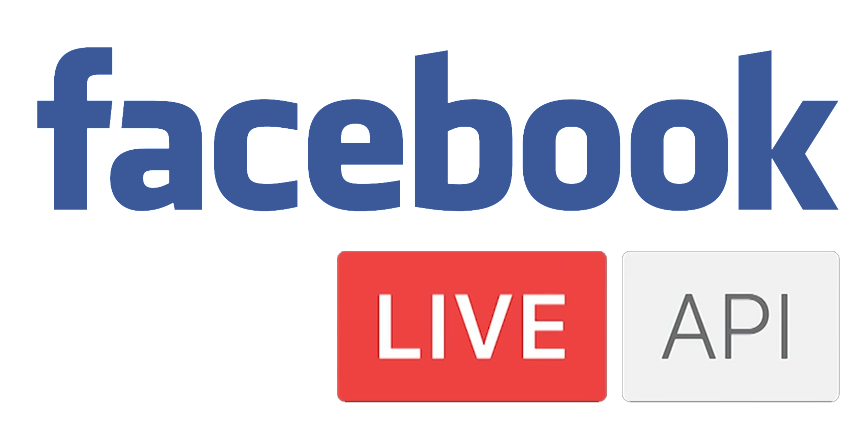 Fb live logo png. Wowza media systems on