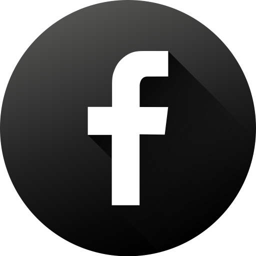 Facebook logo black and white png. Icons for free icon