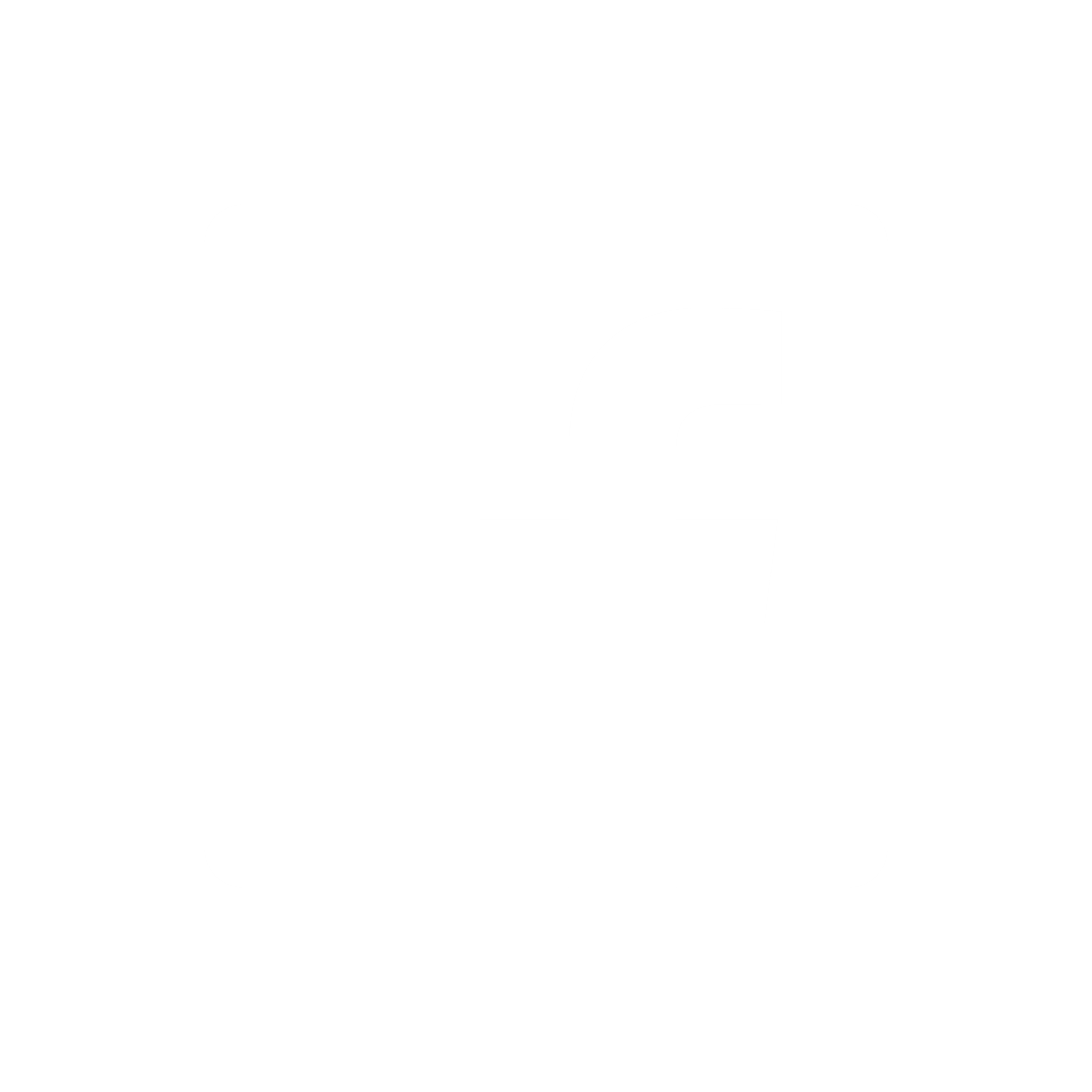 Facebook icon white png.
