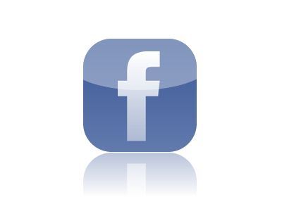 Facebook logo vector. Home burbank association of