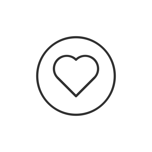 Facebook love icon png. Heart emoji size
