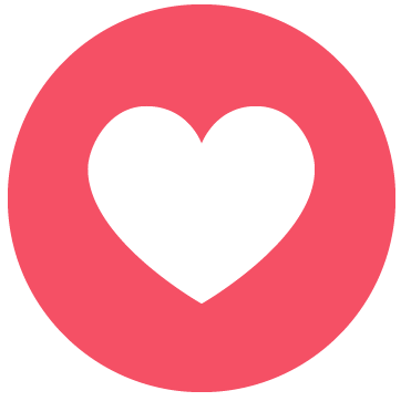 Facebook love reaction png. Transparent pictures free icons
