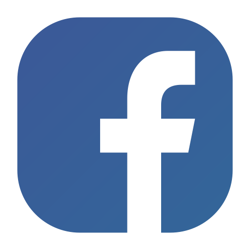 Facebook png icon. Fb page ico