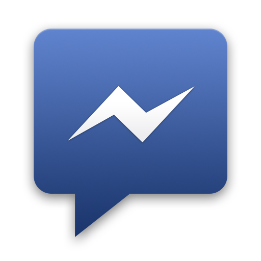 Facebook png. Image messenger old logopedia