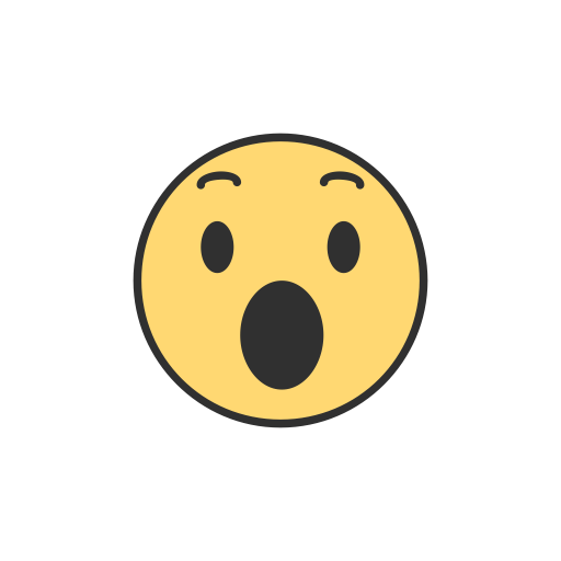 Facebook reaction icons png. For free emoji icon