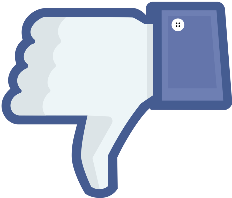 Facebook thumbs up png. For down counterintuity officially