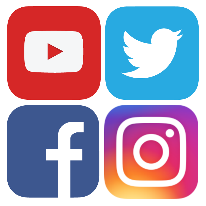 Facebook twitter instagram icons png. Wechat the innovative social