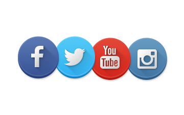 Facebook instagram twitter icons png. Free icon download other
