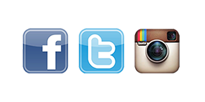 Images in collection page. Facebook twitter instagram logo png graphic free download