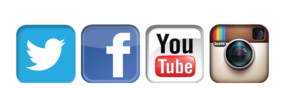 Youtube logos animationvisarts instagramfacebooktwitteryoutubelogos. Facebook twitter instagram logo png graphic library stock
