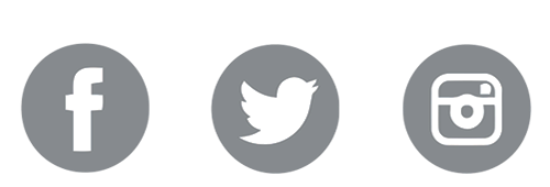Facebook twitter instagram icons png. With logo images