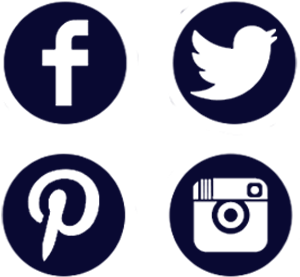 Redes sociales logos png. Download icon facebook twitter