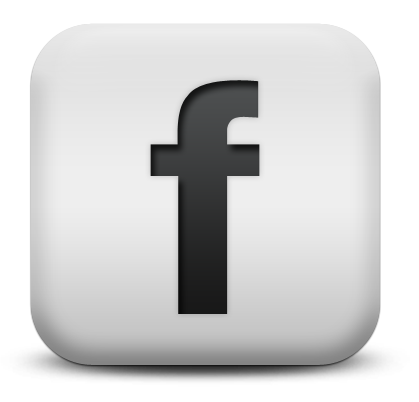 Facebook white icon png. Fb icons vector free
