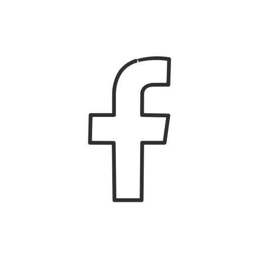 Facebook white png. Icons for free ghost