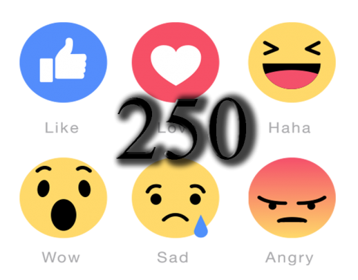 Facebook wow icon png. Real reaction love