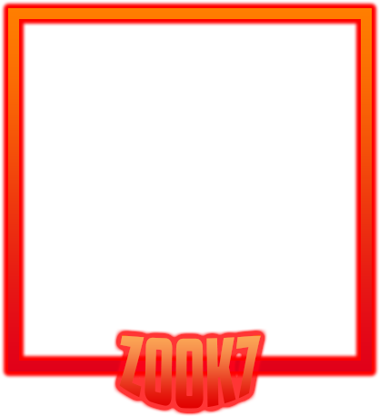 Facecam borders png. Download image of red