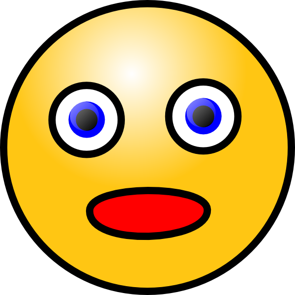 Shocked face png. Free pictures of faces