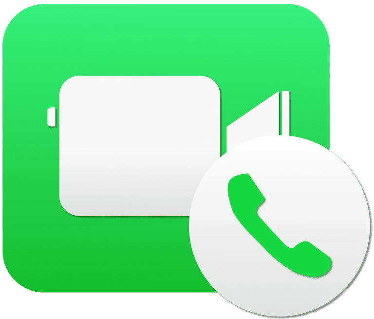 Facetime buttons png. How to download for