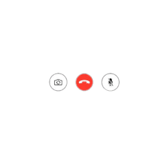 Facetime png buttons. Largest collection of free