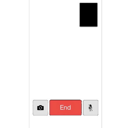Facetime buttons png. Image about iphone in