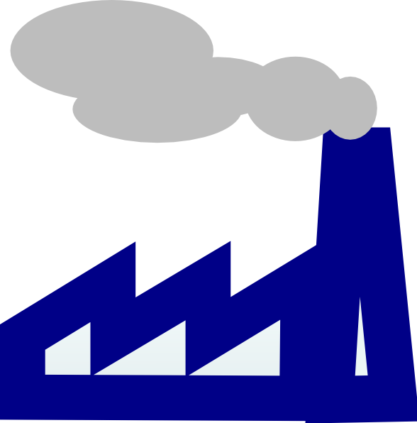 Factory clipart industrial shed. Panda free images factoryclipart