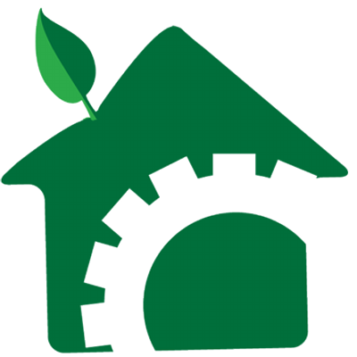 Factory clipart green factory. Home ghomefactory twitter