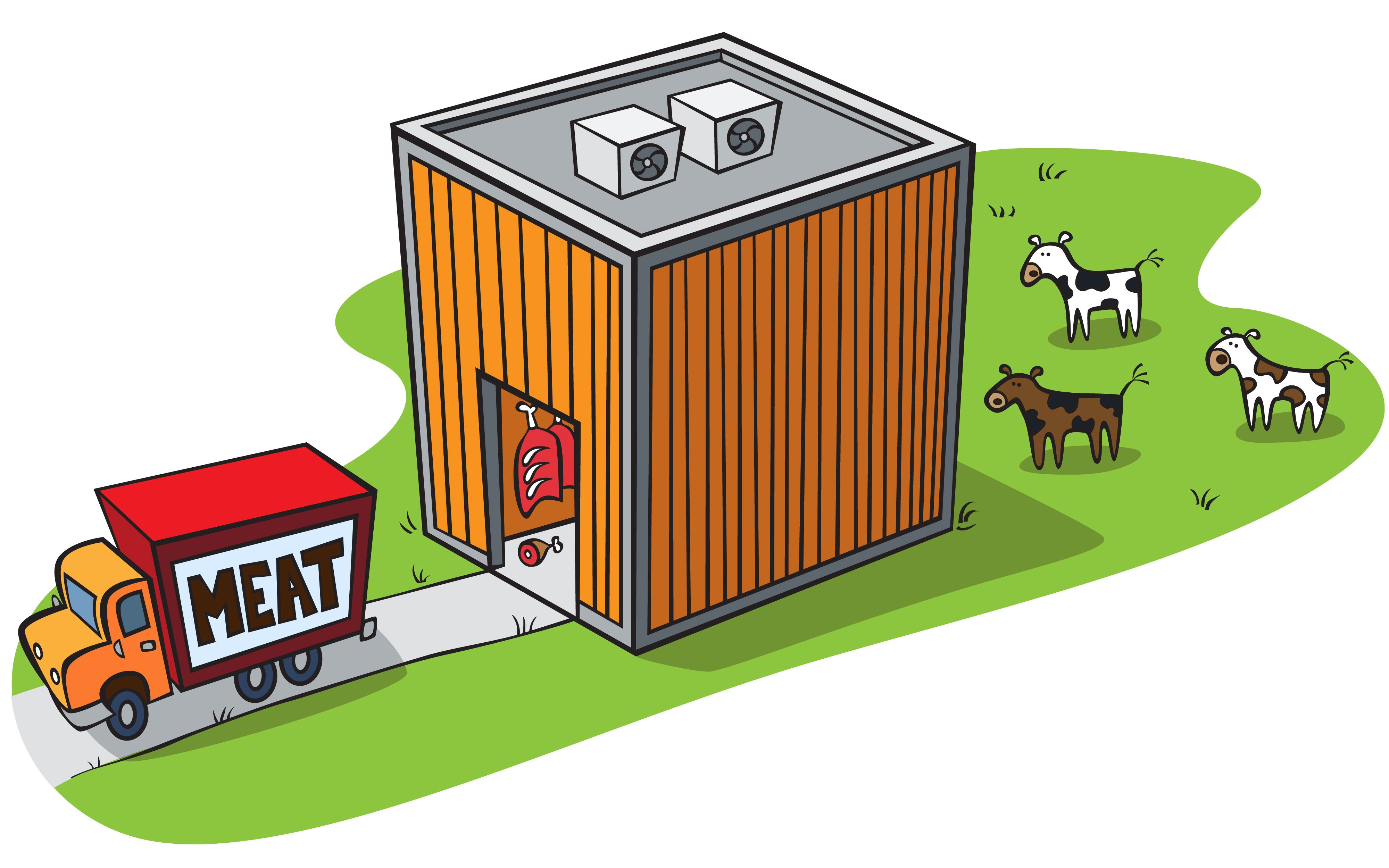 Factory clipart industrial shed. Awesome cartoon amazingpict com
