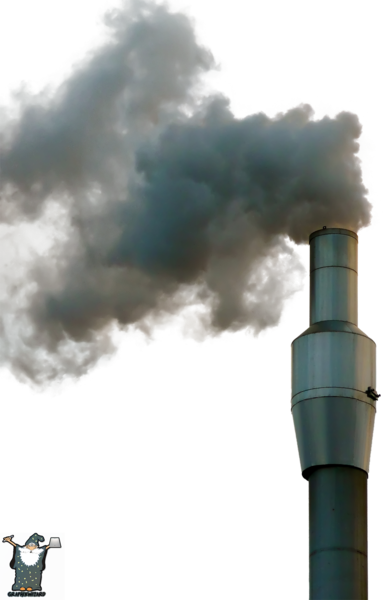 Factory smoke png. Stack psd official psds