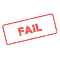 Fail png. Download stamp free photo